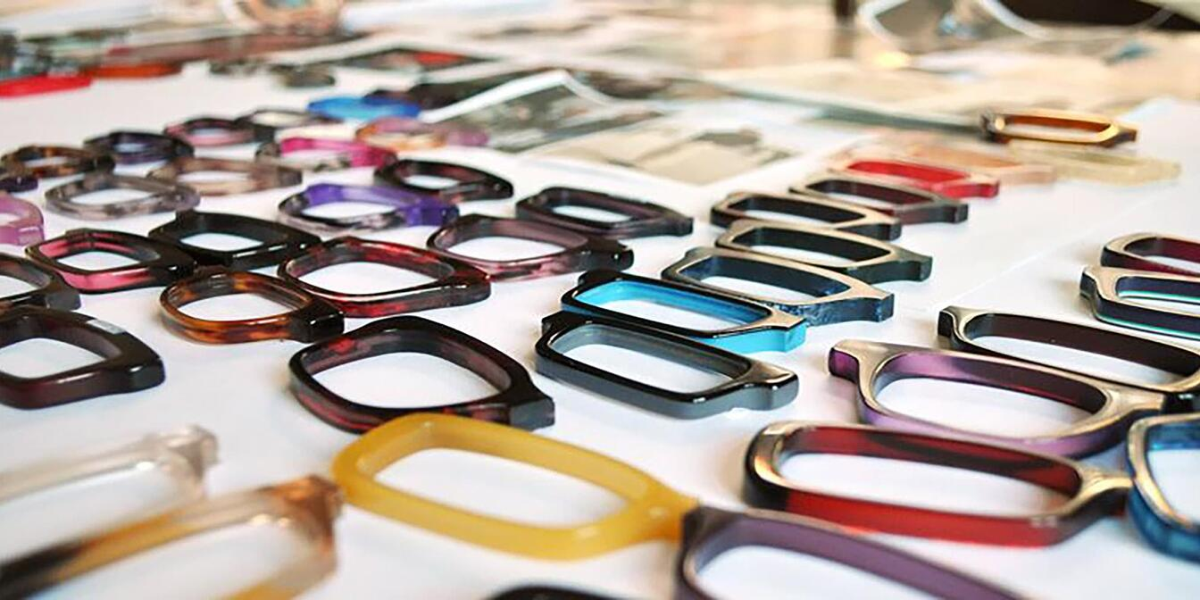 Full-Rim Glasses Collection