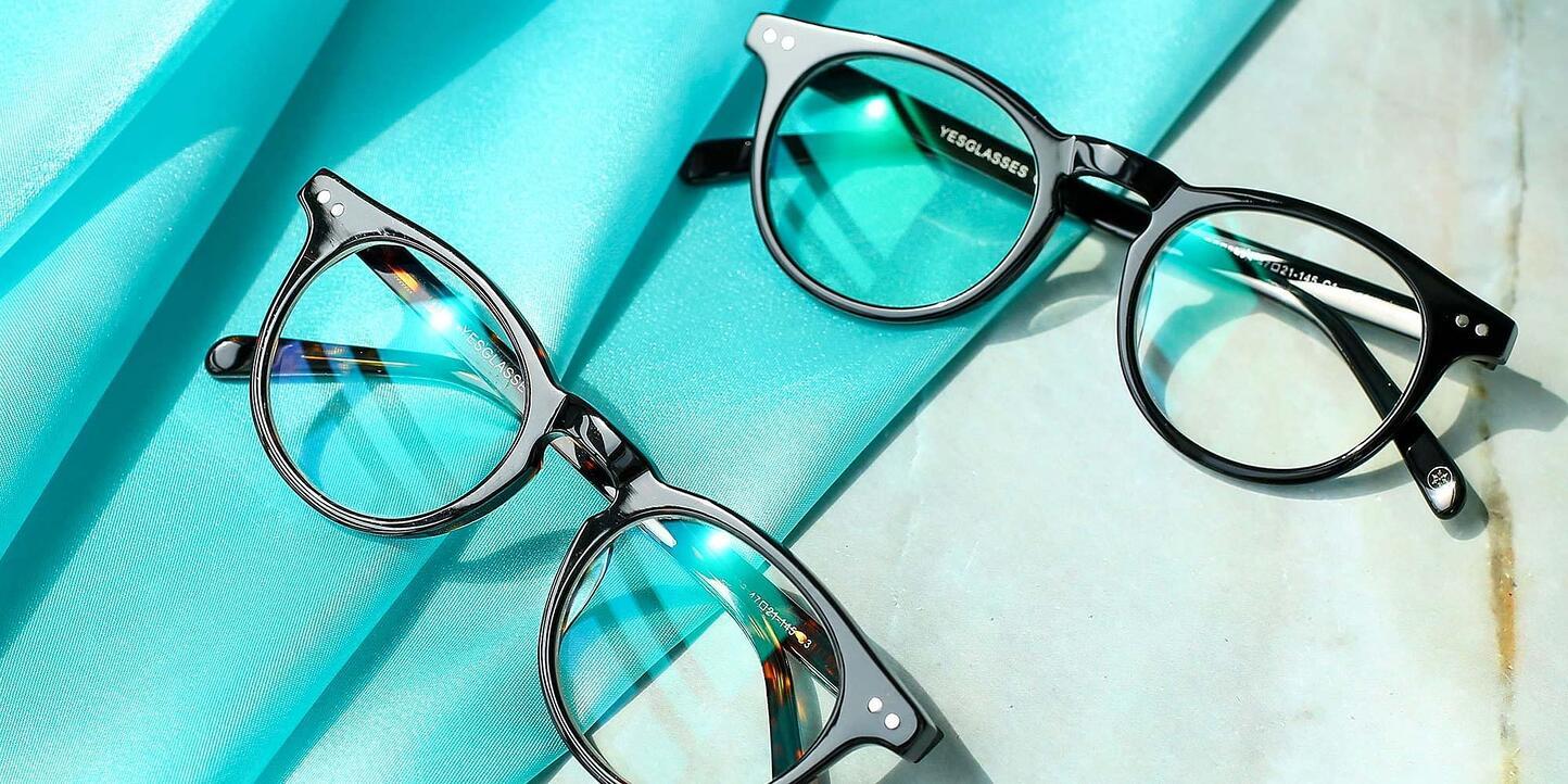 Keyhole Bridge Glasses Collection