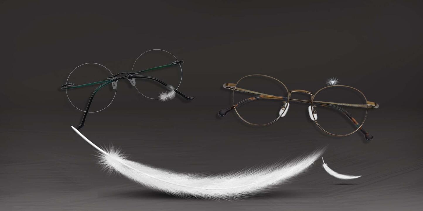 Lightweight Glasses Collection