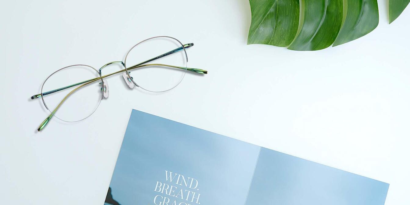 Titanium Glasses Collection