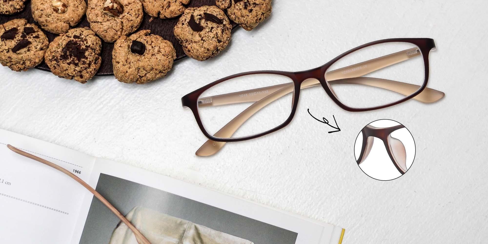 Low Bridge Fit Glasses Collection