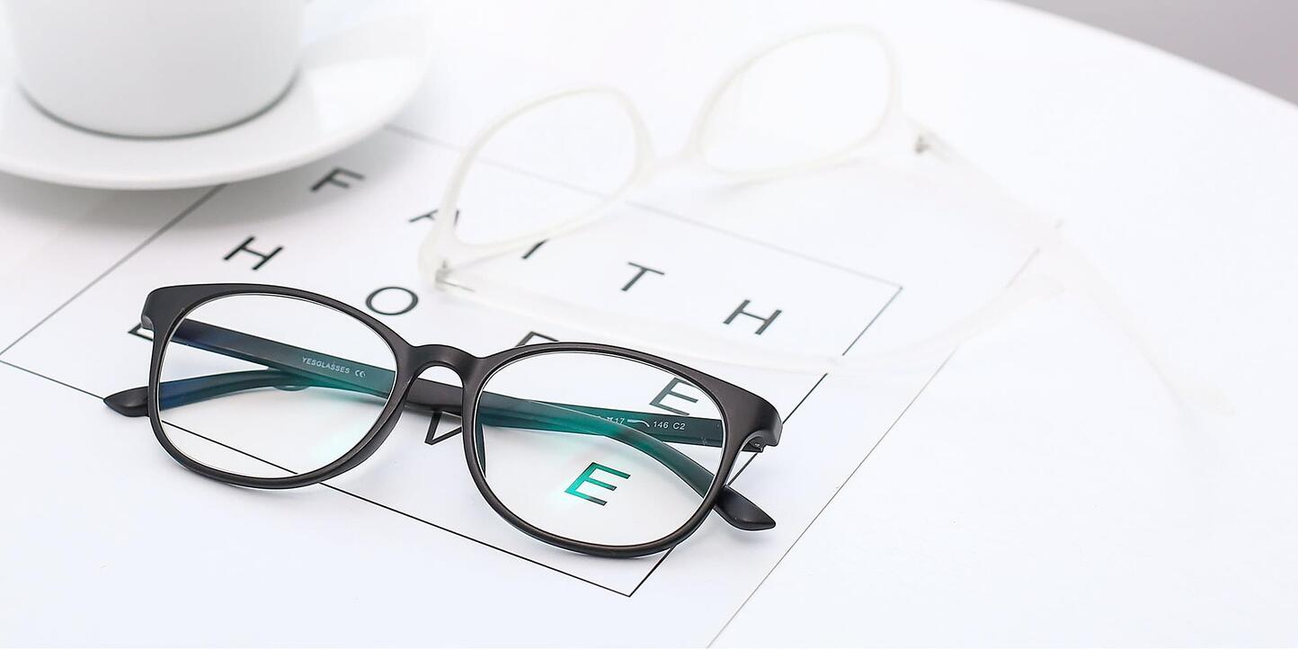 Matte Glasses Collection