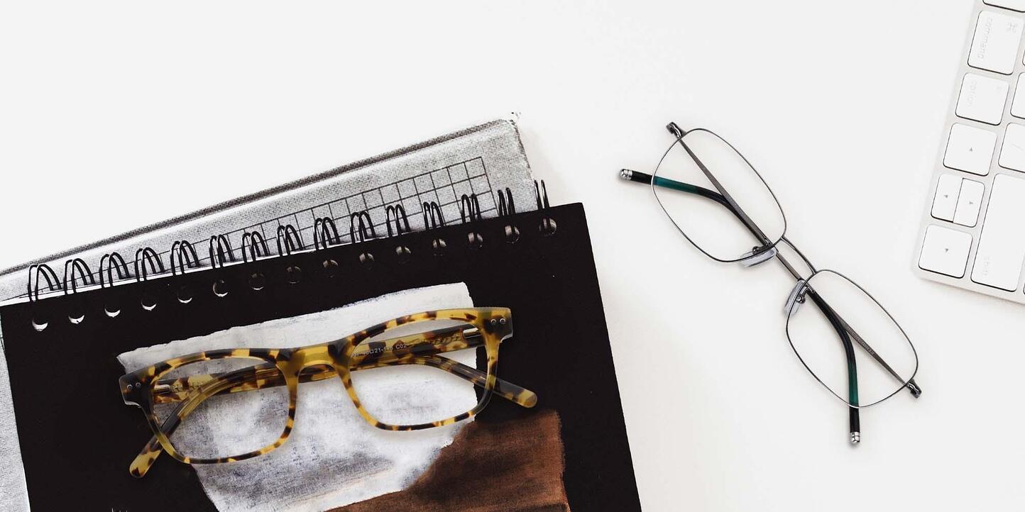 Rectangular Glasses Collection