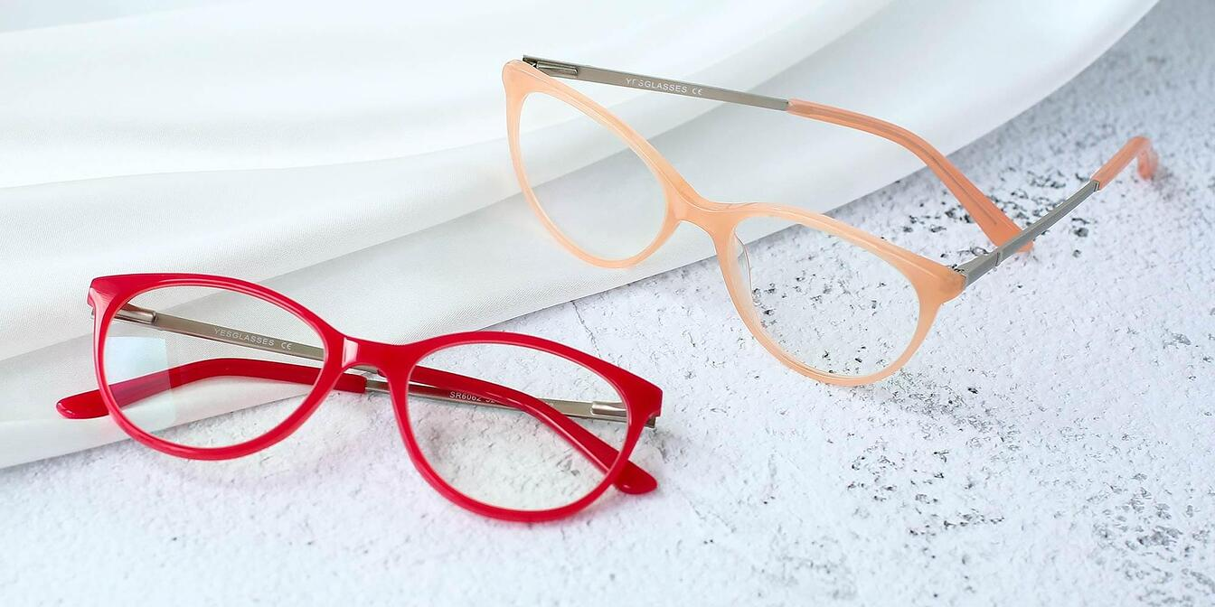 Red Glasses Collection