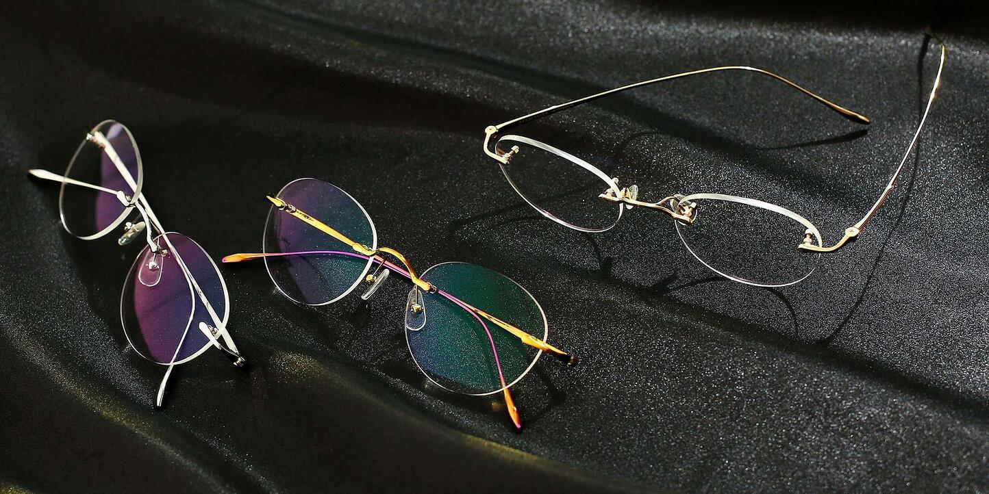 Frameless Glasses Collection