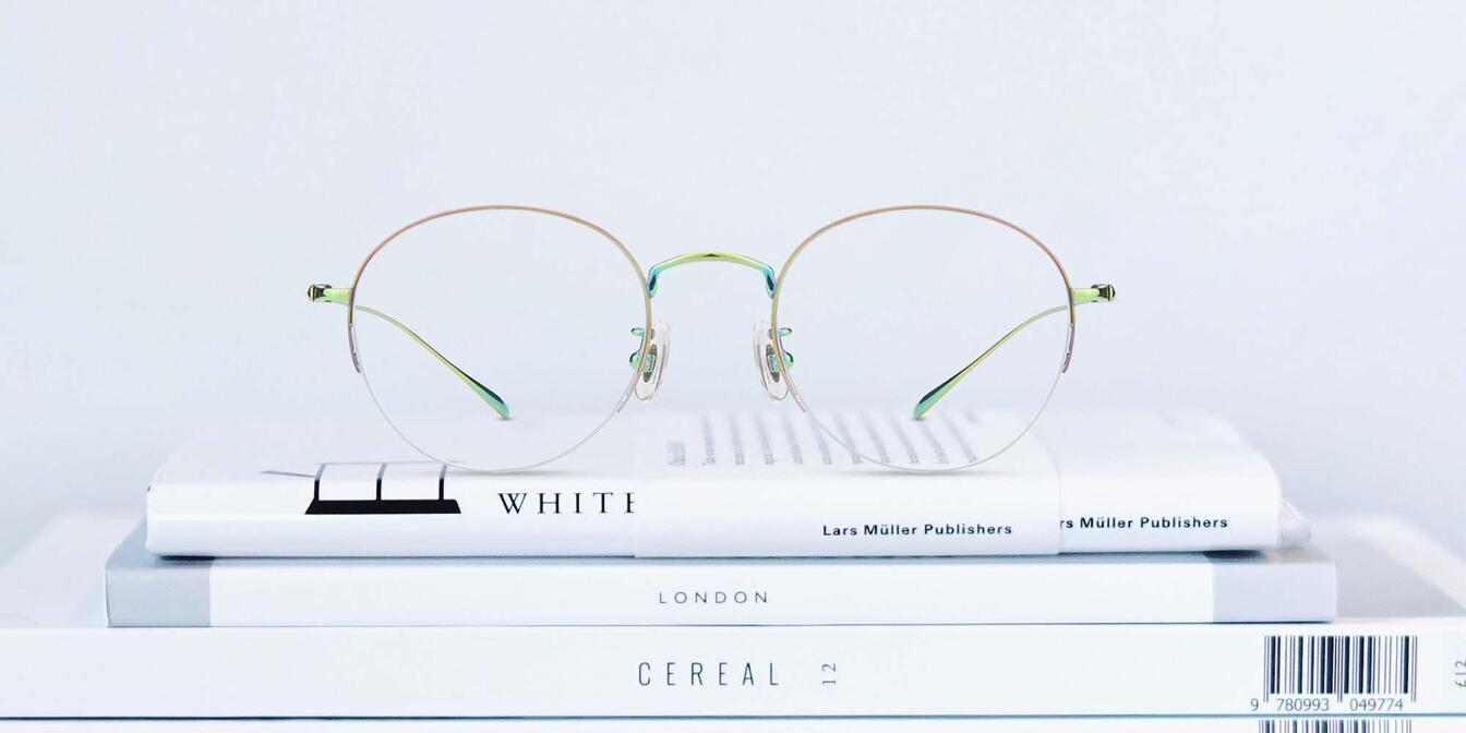 Semi-Rimless Glasses Collection