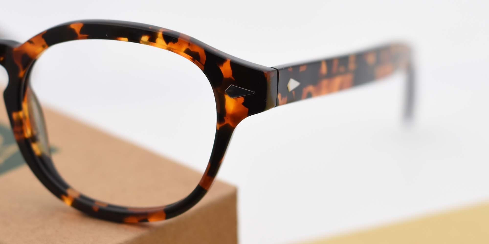 Tortoise Shell Glasses Collection