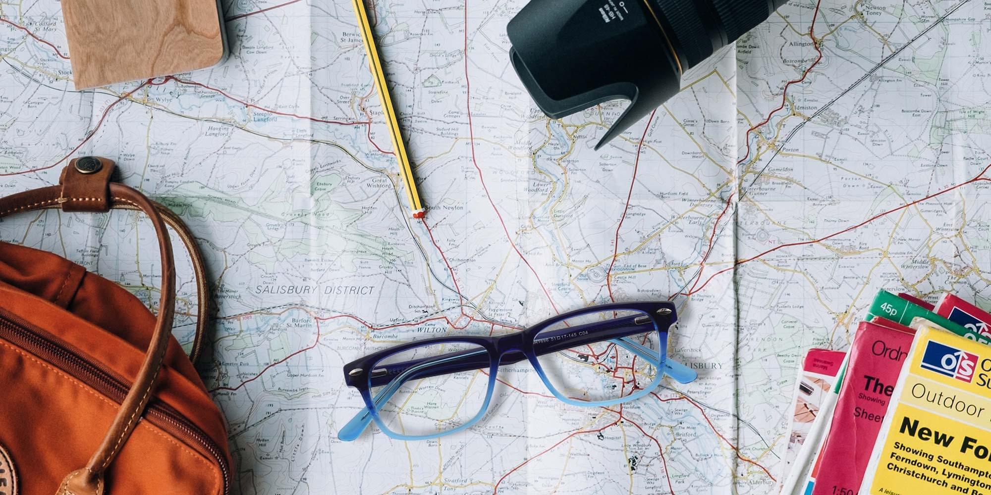 Wayfarer-Inspired Glasses Collection