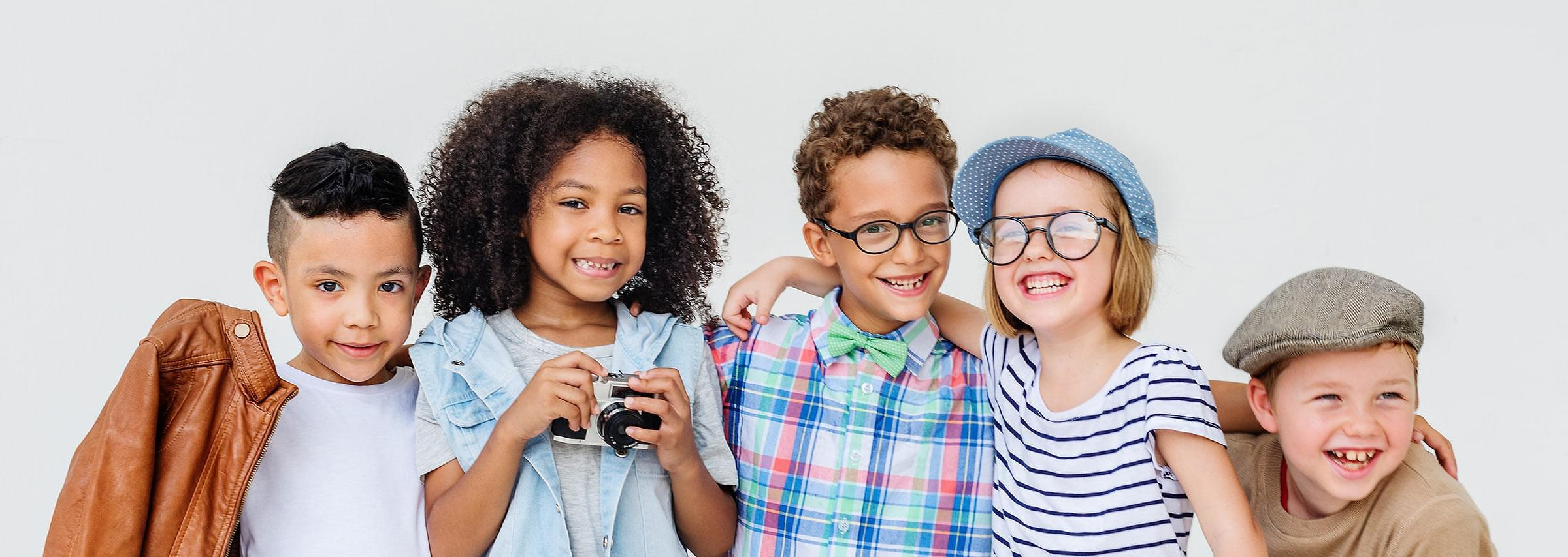 Buy Prescription Kids Eyeglasses & Sunglasses Online