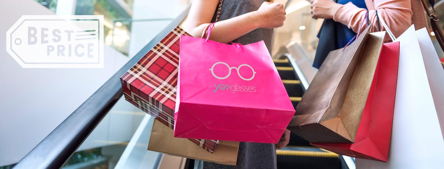 Best Price - Eyeglass Shopping Bag - Yesglasses