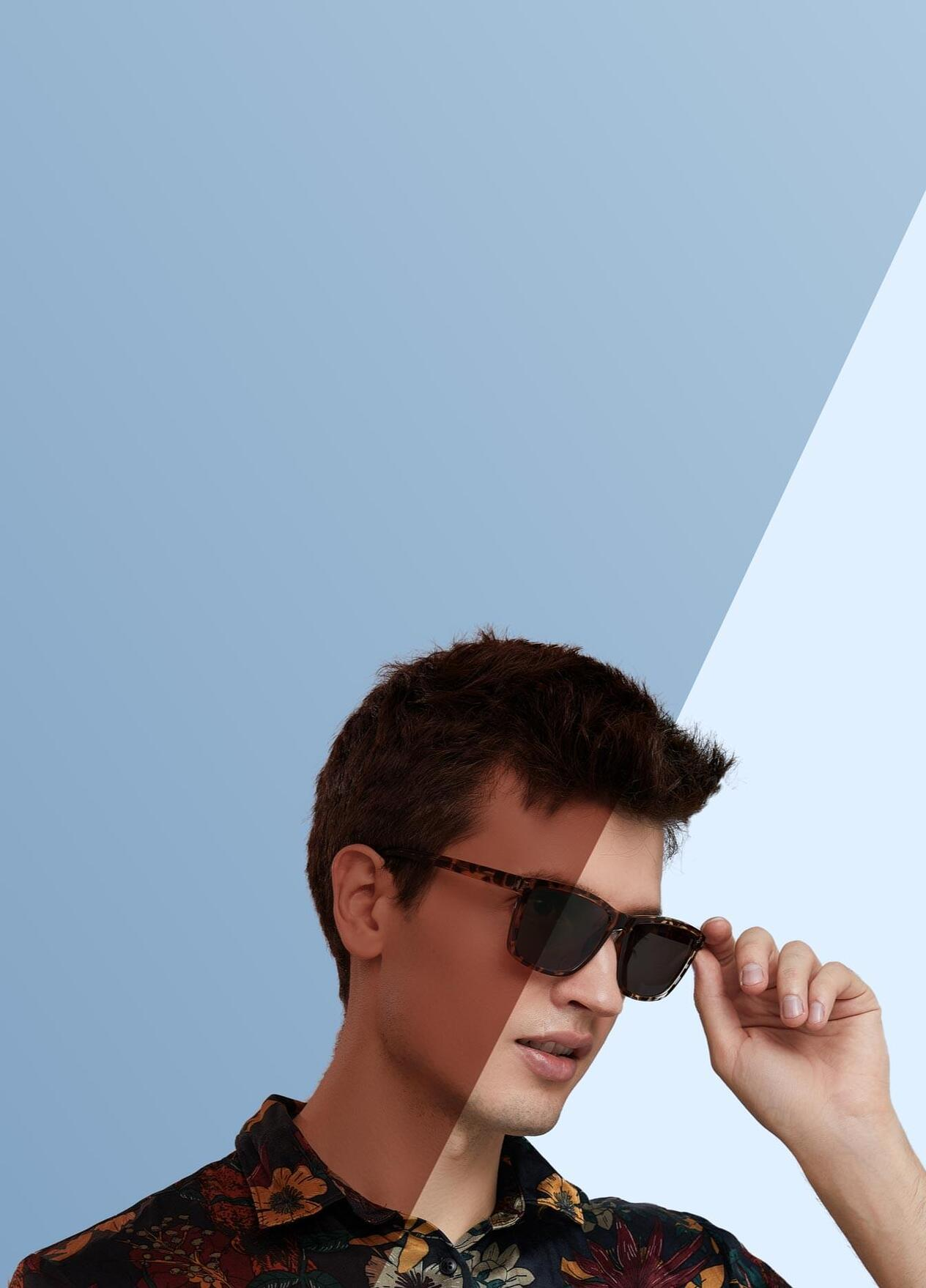 Polarized sunglasses by Yesglasses offer 100% UVA/UVB protection and accommodate prescriptions with stylish frames to choose from for women and men.