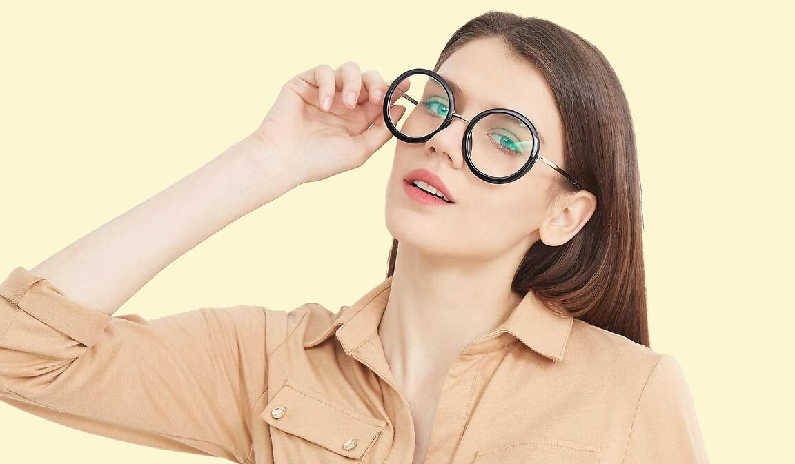 Take an extra 25% off anti-blue light glasses