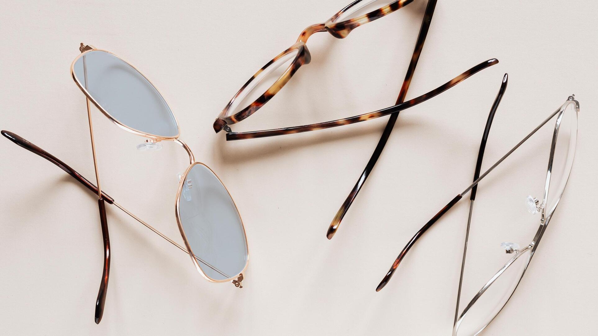 Browse non-prescription fashion glasses for women and men.