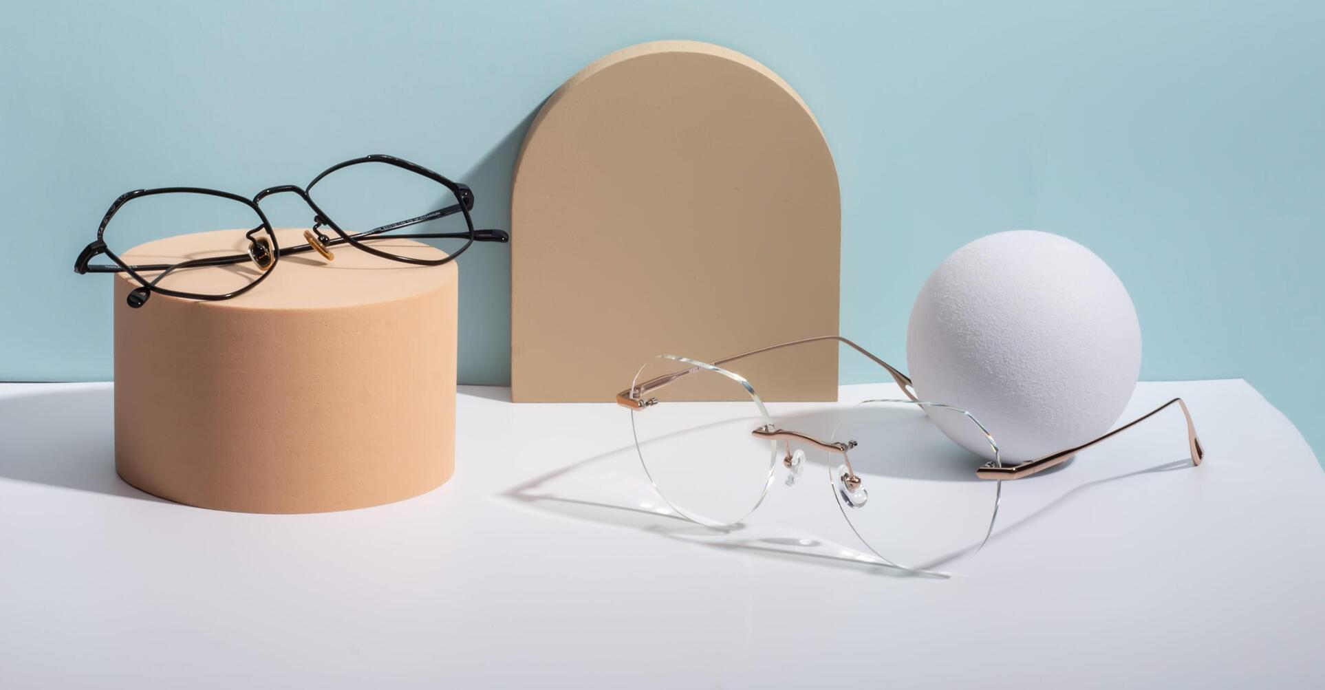 Unique geometric frames for 2021.
