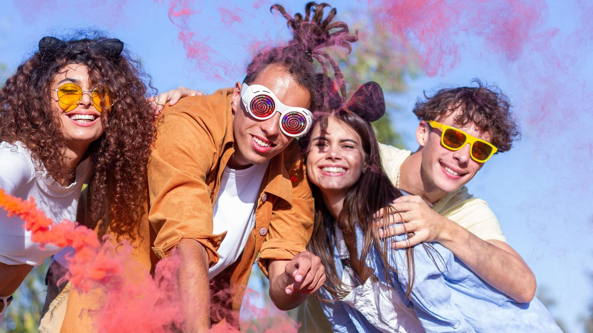 Festival Sunglasses for Men & Women